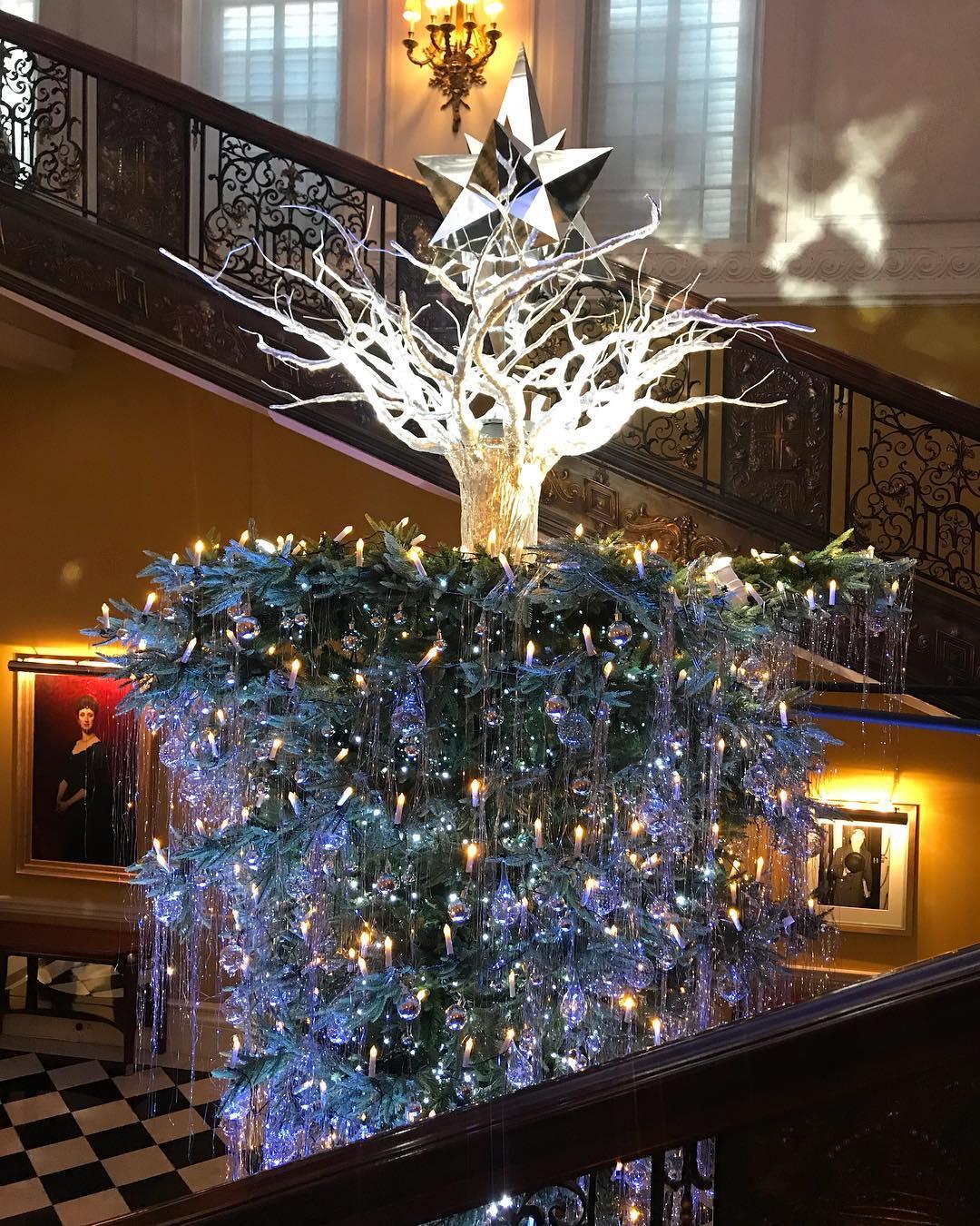 Karl Lagerfeld Christmas Tree