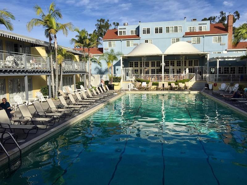 LaFayette Hotel San Diego