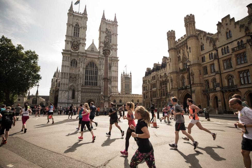 London Running Events - Virgin Westinster 10K