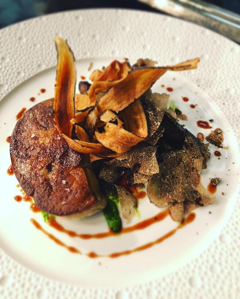 London restaurants with Michelin Stars - Le Gavroche