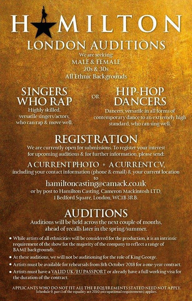hamilton-audition-advert