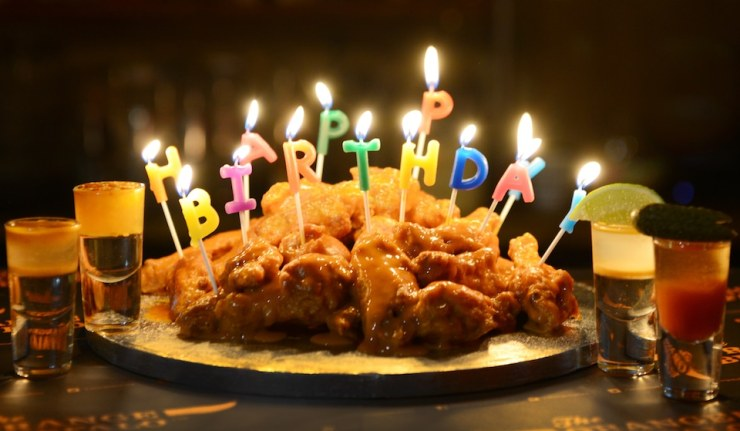 Pic Of Birthday Cake For Trump