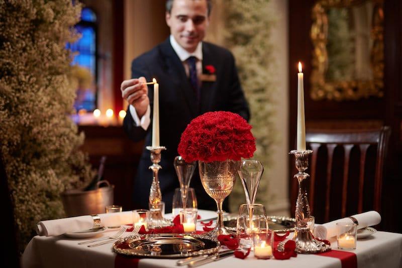 Intimate wedding venue kensington