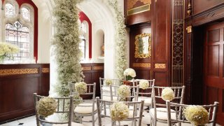 Small Wedding Venue London