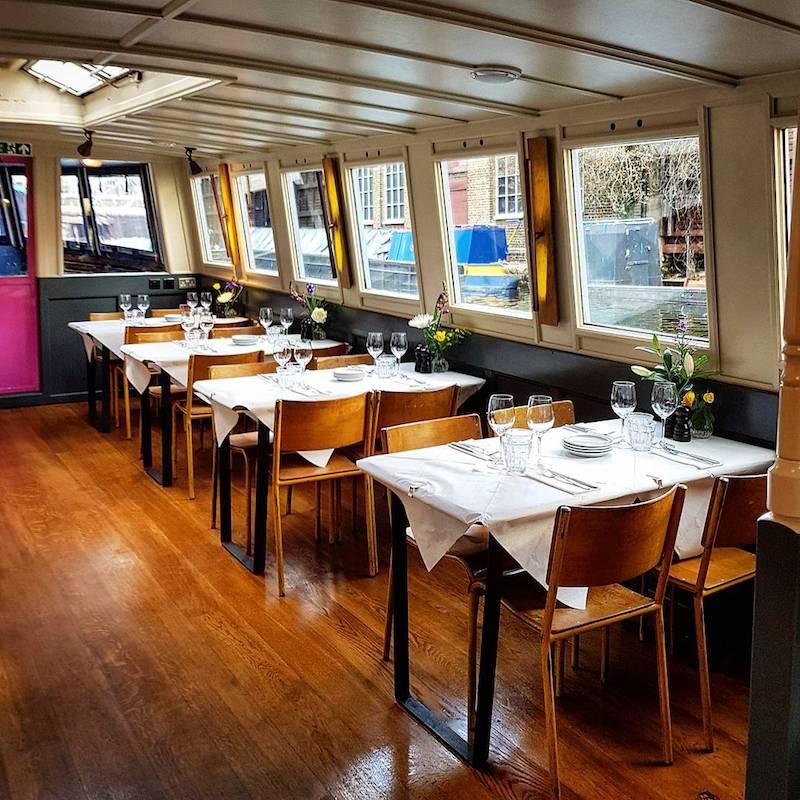 Regent Canal restaurant - London Shell Co