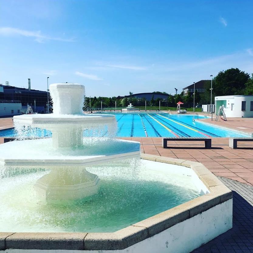 Hillingdon Swimming Pool