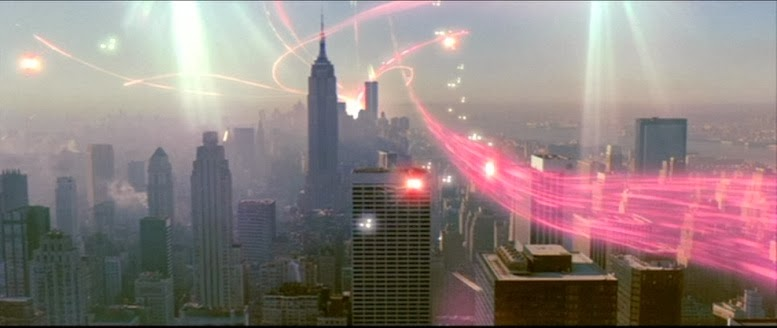 New York Academy e Ghostbusters | Commento