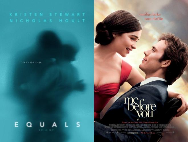 Equals e Me Before You | Commento
