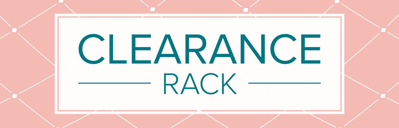 Stampin' Up! Clearance Rack Header