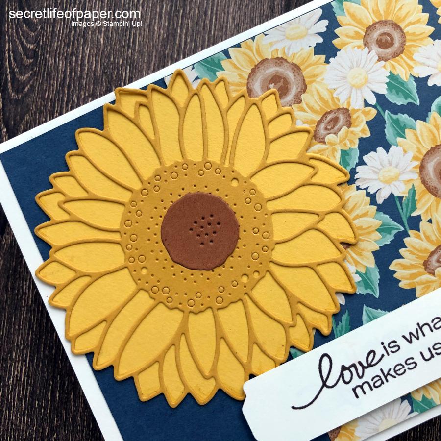 Celebrate Sunflowers Layered Dies