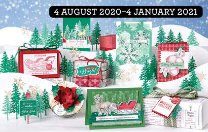 Stampin Up Mini Catalog 2020