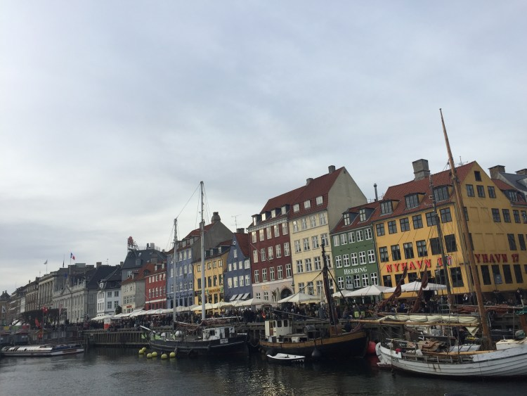Colourful Nyhavn Copenhagen- Weekend in Copenhagen