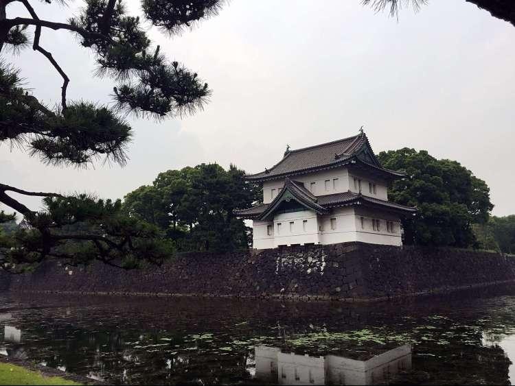 Edo Castle - Tokyo itinerary