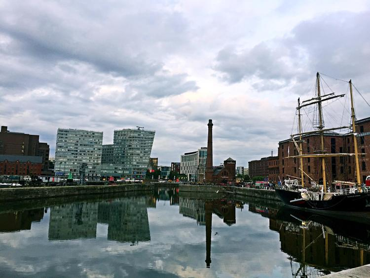 Liverpool Waterfront - day trips from London
