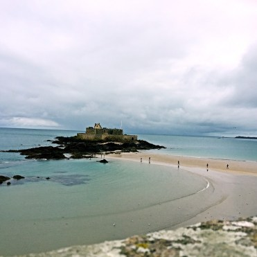 Fort National - Weekend in Saint-Malo
