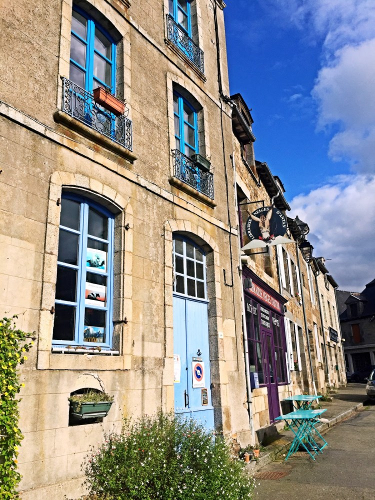 Bookstore - Weekend in Saint-Malo
