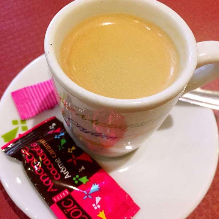 Nice coffee - Weekend in Saint-Malo