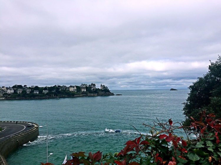 Seaside town of Dinard