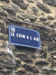 Le Coin a l'Air Malfamé - Weekend in Saint-Malo
