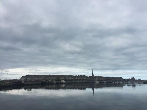 Weekend in Saint-Malo