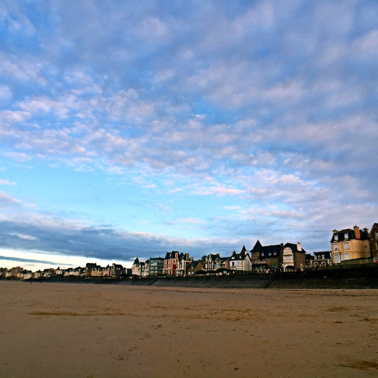 Beach front - Weekend in Saint-Malo