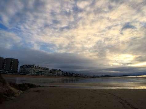 Cloudy Sky - Weekend in Saint-Malo