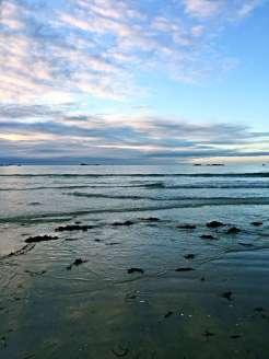 Sea with beautiful sky - Weekend in Saint-Malo