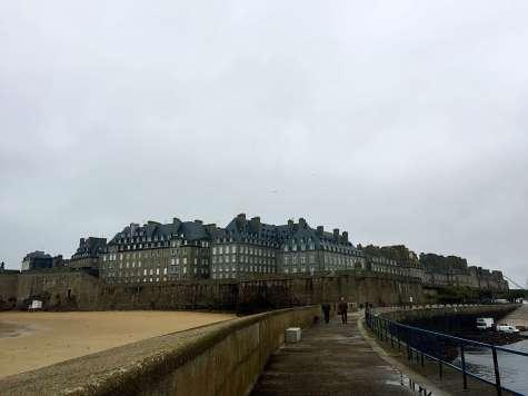 Chateau de Saint-Malo - Weekend in Saint-Malo