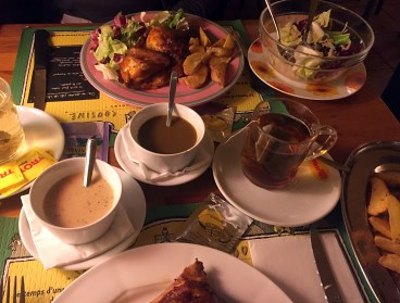 Feast - Chez ma Cousine - Weekend in Geneva