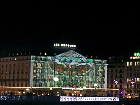 Four Seasons hotel - Weekend in Geneva