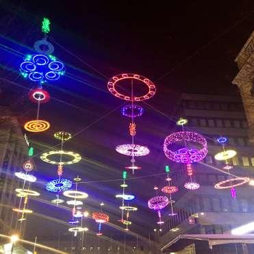 Lux-lge - Christmas lights - Weekend in Geneva