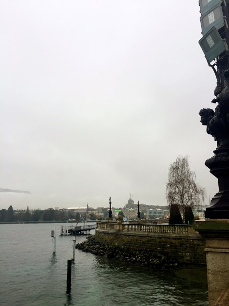 Jetee des Paquis - Weekend in Geneva
