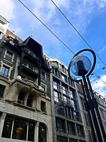 Interesting architecture - Weekend in Geneva