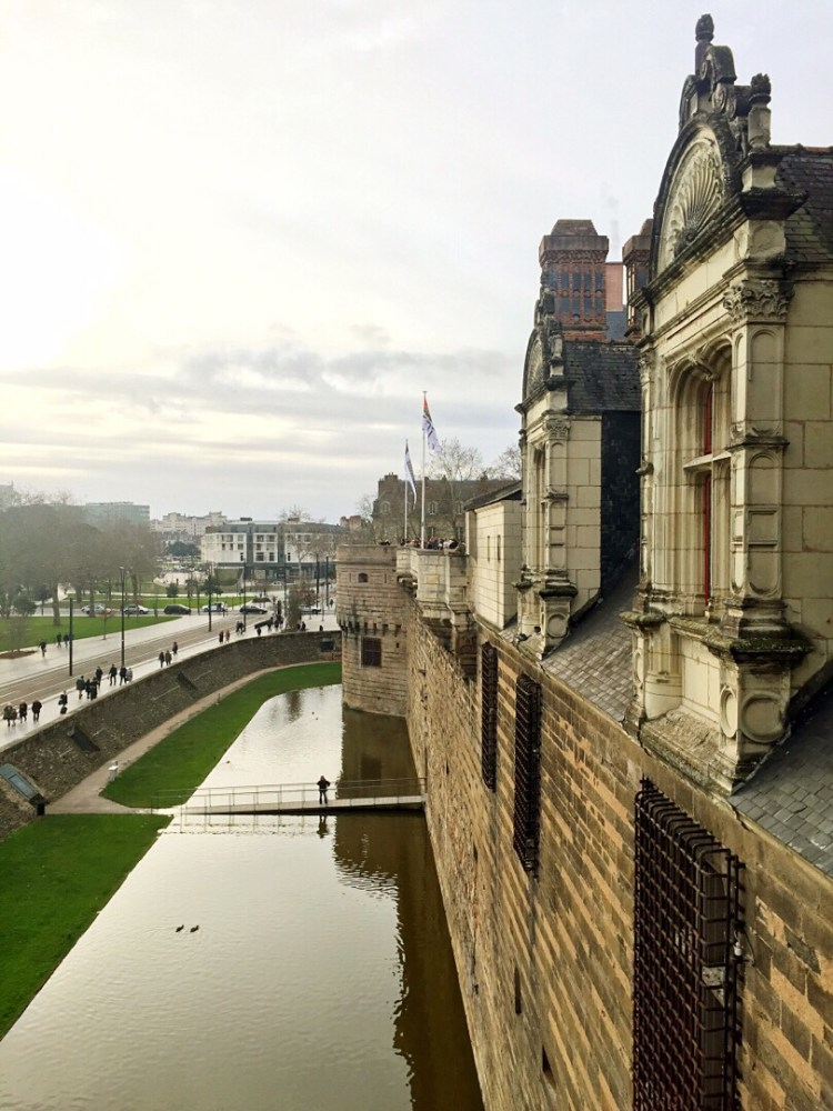 Castle of Dukes of Bretagne - things to do in Nantes
