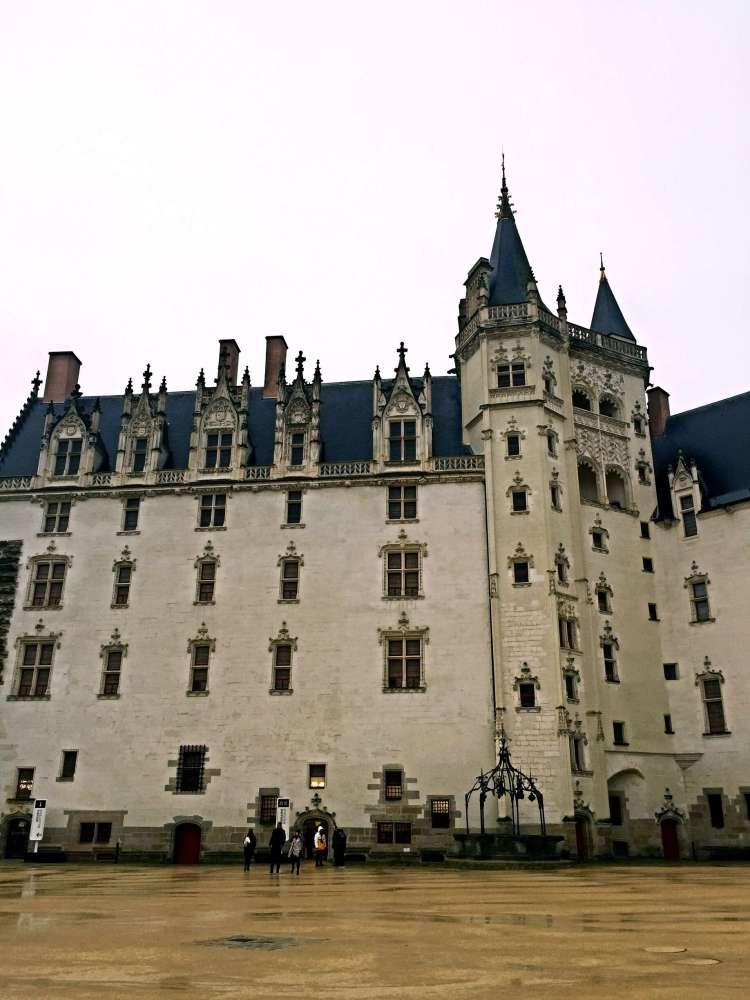 Chateau des Ducs - photo diary