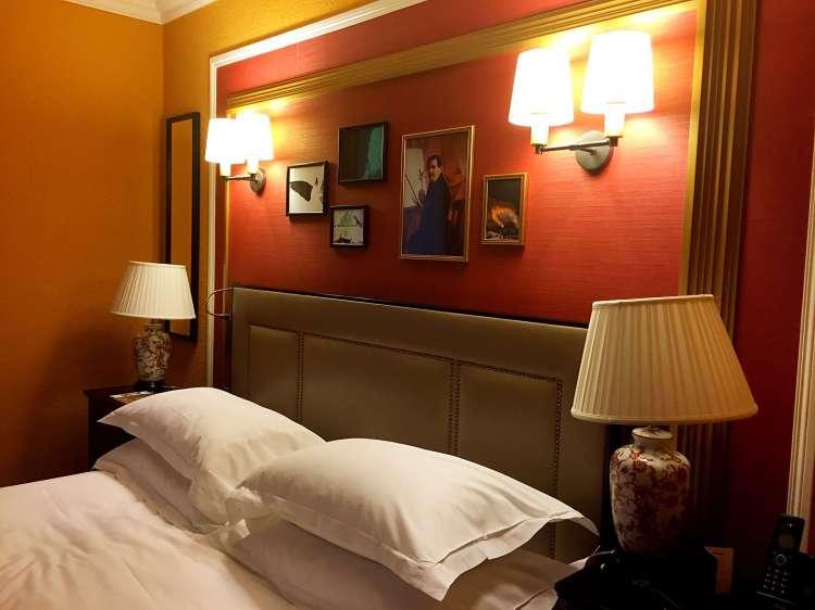 Signature Room - Hotel Rotary Geneva