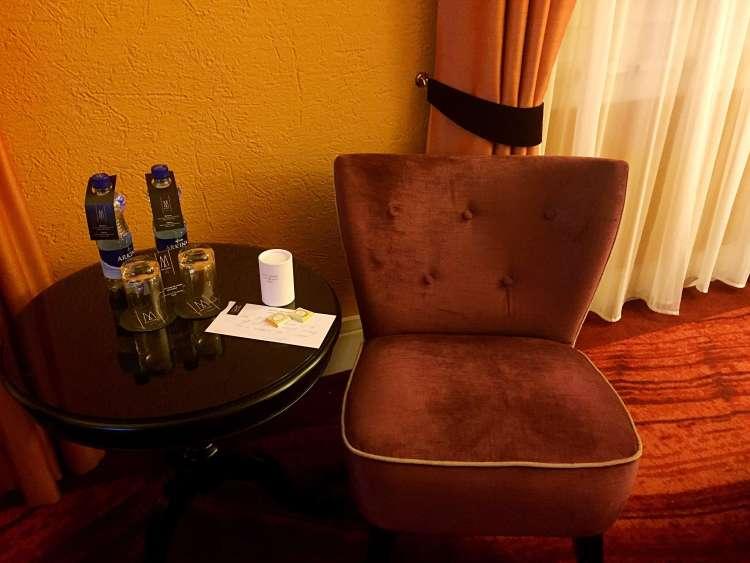 Seating - Hotel Rotary Geneva