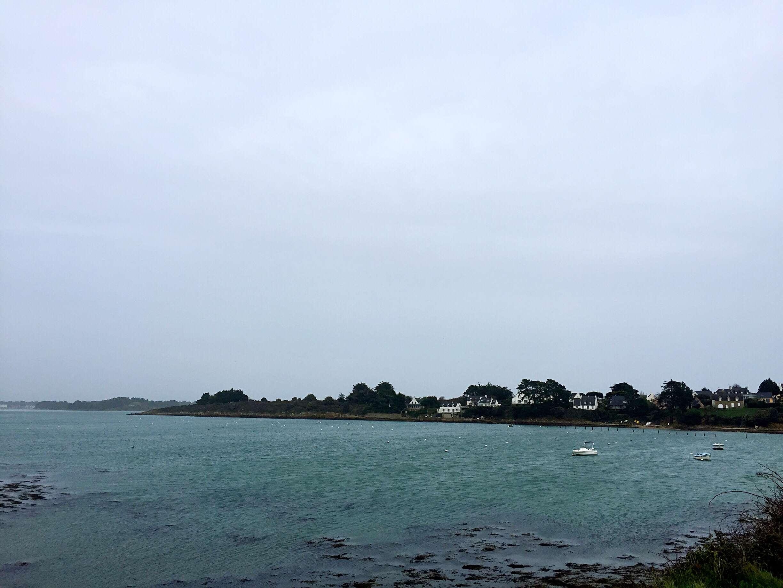 Saint-Gildas-de-Rhuys - sea view - off the beaten track Brittany