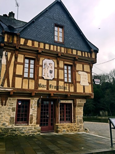 Bar Franklin Auray - Auray Brittany