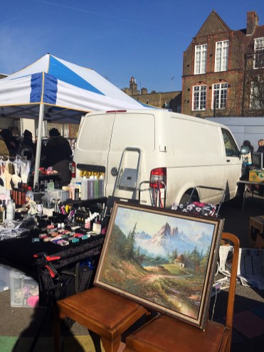 Car boot local sale - local in Holloway Road