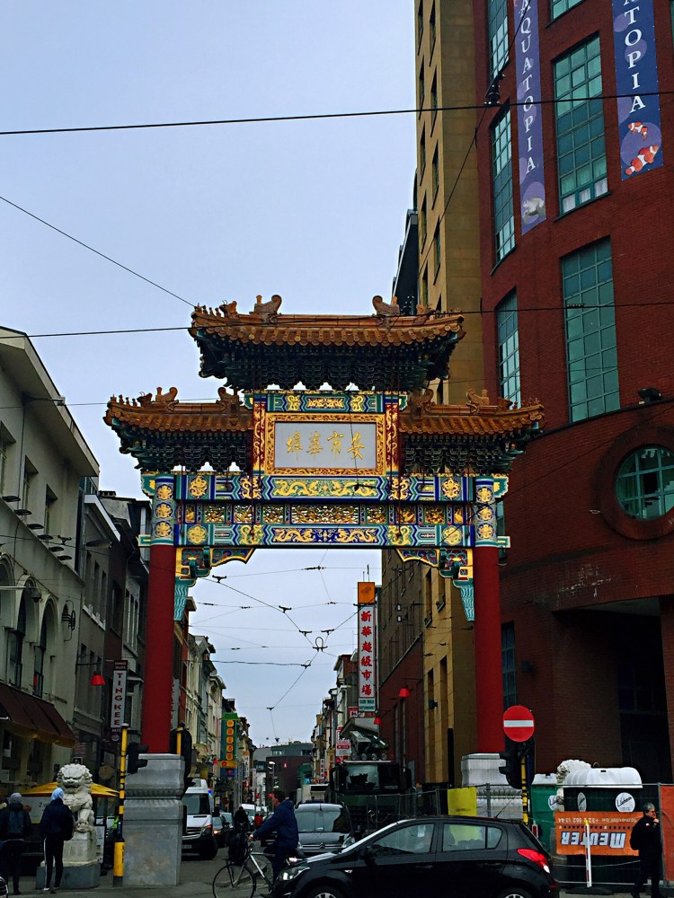 Antwerp's China Town - 24 Hours in Antwerp