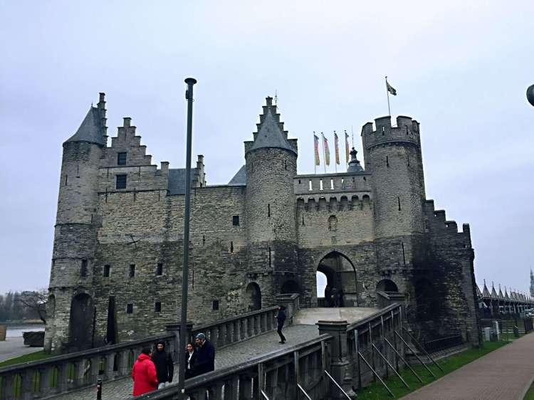 Het Steen - 24 Hours in Antwerp