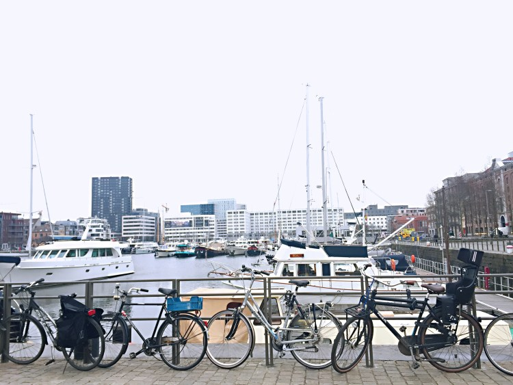 Bikes, bikes - 24 Hours in Antwerp