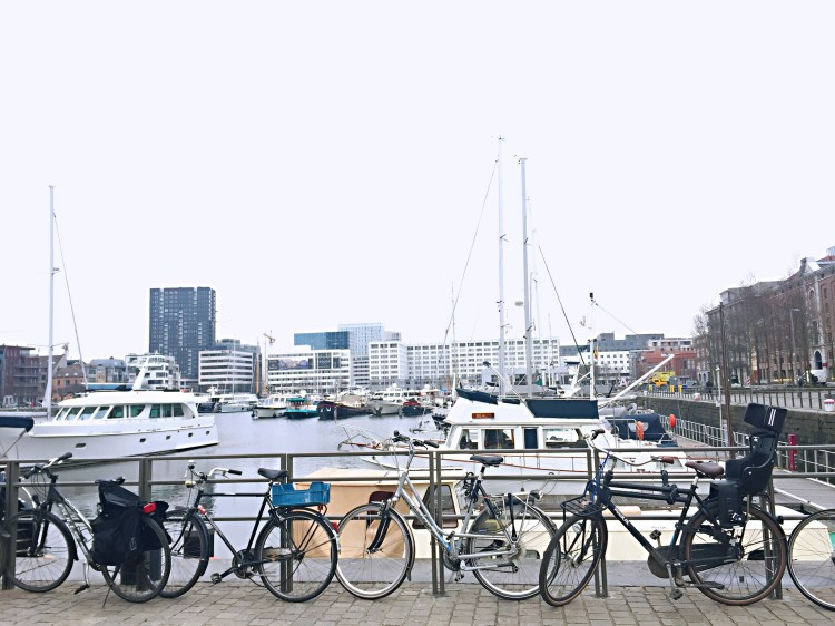 Bikes, bikes - things to do , 24 hours in Antwerp