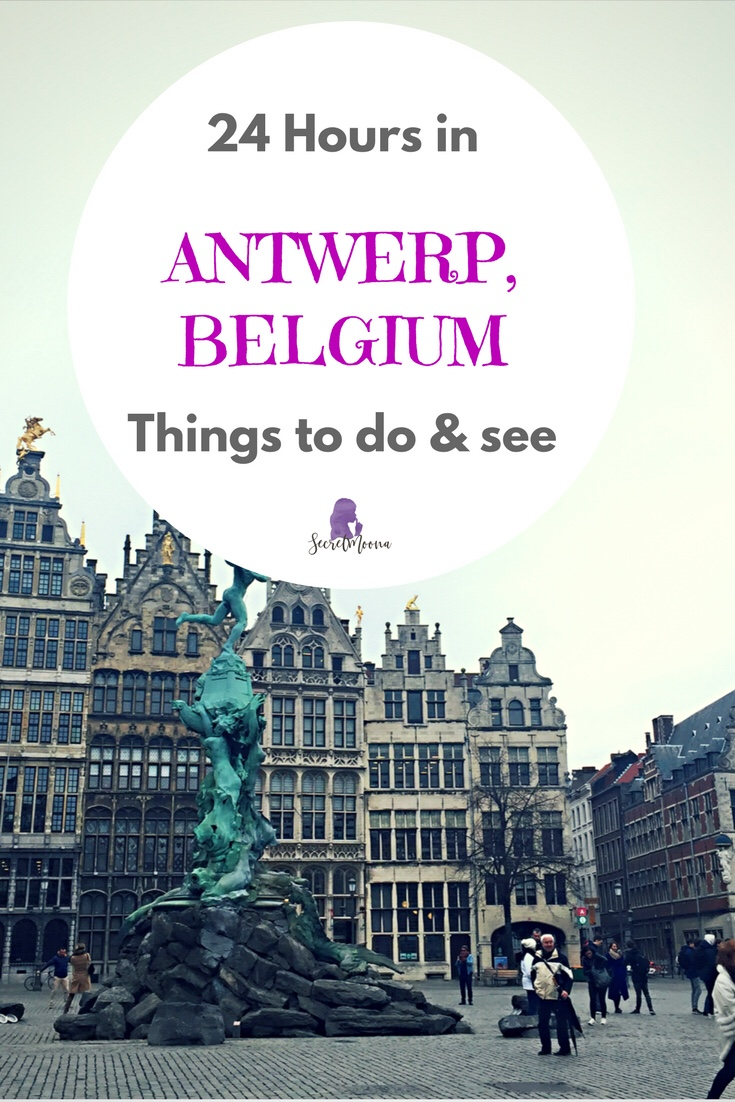 24 Hours in Antwerp