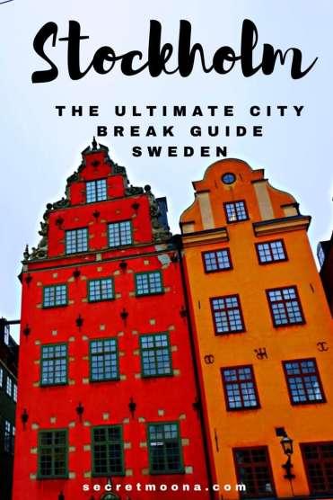 Stockholm ultimate travel guide