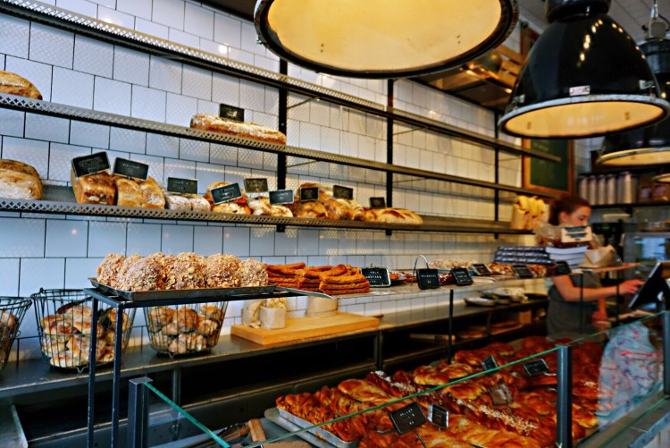 Fabrique bakery - A day in Stockholm