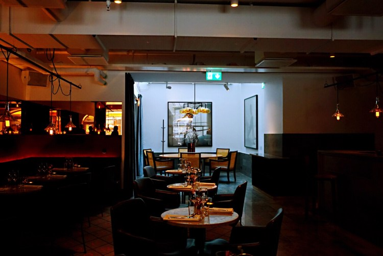 Bar at Miss Clara by Nobis - one day in Stockholm