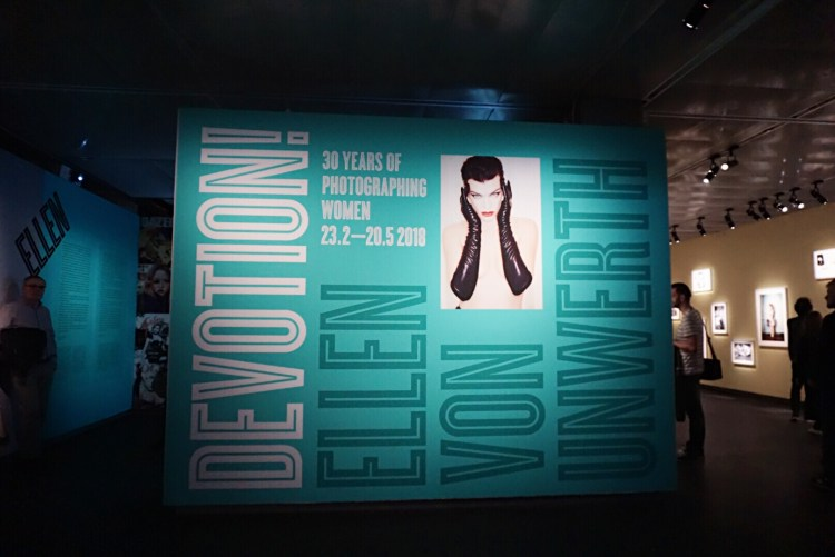 Devotion by Ellen von Unwerth at Fotografiska - one day in Stockholm