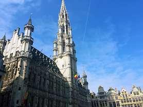 Hotel de Ville in Brussels - Brussels attractions